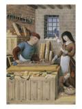 Les quatre états de la société : l'artisan ou le travail