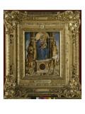 La Vierge et l'Enfant entre saint Jean-Baptiste et saint Sébastien