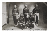 Troupe Tun Chin (Cirque royal J Villaud 1914)