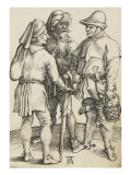 Les trois paysans