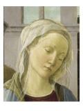 La Vierge et l'Enfant avec anges dite Vierge à la grenade