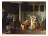 Les Licteurs rapportent à Brutus les corps de ses fils