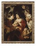 """La Tentation de sainte Madeleine (dit autrefois à tort """"La femme entre le Vice et la Vertu)"""