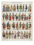 Costumes de Turcs et orientaux