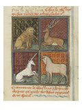 Le Livre des propriétés des choses (De proprietatibus rerum)