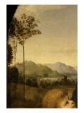 """La Vierge à l'Enfant avec le petit saint Jean-Baptiste dite """"La Belle Jardinière"""""""