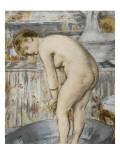 Le tub ou Femme dans un tub