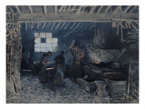 La forge à Marly le Roi (Yvelines)