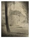 Le Tronc d'arbre et la maison