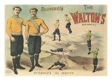 The Walton&#39;s  acrobates