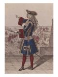 Le comte de Tourville vice-amiral  maréchal de France