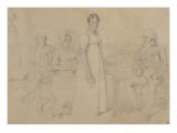 La Famille Forestier  1806