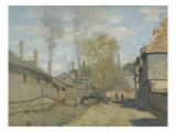 Le ruisseau de Robec  à Rouen