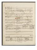 Trois études de concert. Piano. S 144 : page 4 Giclée par Franz Liszt