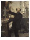 Le Sculpteur René de Saint Marceaux