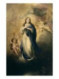 L'Immaculée Conception avec le Père éternel
