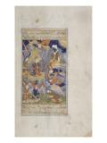 Miniature : Adam entouré d'anges