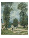 La route de Versailles