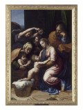 The Holy Family Told the Great Holy Family of Francis