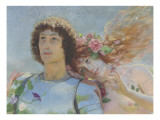 Le chevalier aux fleurs (tiré de Wagner  Parsifal)