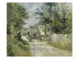 Le hameau de Valhermé (1880)