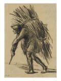Le vieux bcheron (vers 1845-1847)