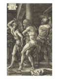 The Passion of Christ (1507-1513) the Flagellation