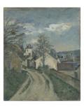 La maison du Dr Gachet à Auvers