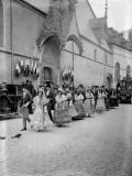 Fête du vin à Beaune 18 octobre 1925