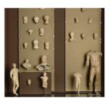 Département Antiquités grecques  étrusques & romaines: Galerie Charles X  37/1: vue d'une