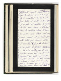 Volume III : Lettre-autographe   (4 oct 97)