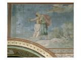 Le sacrifice d'Abraham  quatrième travée côté droit de la nef de l'église S