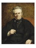 William Sisley(1799-1871)  père du peintre Alfred Sisley