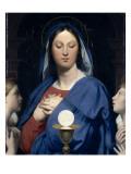 La Vierge 'Hostie