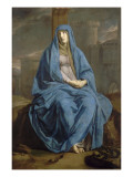 Vierge de douleur ou Mater Dolorosa