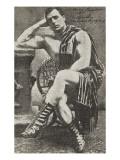 William Bankier dit Apollo (la Culture physique)   leveur de poids