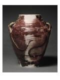 Vase à décor de pieuvres