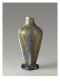 """Vase de """"Varennes"""" (monture en bronze)"""