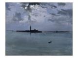 Venise : la nuit sur la lagune