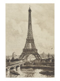 Exposition Universelle et Tour Eiffel