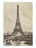 Exposition Universelle et Tour Eiffel