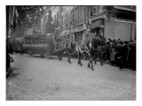 F&#234;te du vin &#224; Beaune 18 octobre 1925