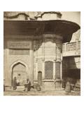 Vue de Constantinople  ancienne fontaine de sultan Mahmoud
