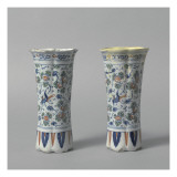 Vases &quot;cornet&quot;