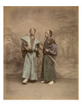 Deux samouraï