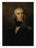 Etienne Jacques Joseph Alexandre Mac Donald en uniforme de capitaine aide de camp en 1792