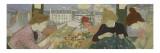Panneau décoratif provenant du Palais de la décoration à l'Exposition unive