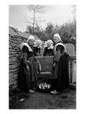 Femmes en costume traditionnel