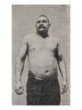 Youssouf Le plus terrible des lutteurs turcs