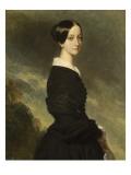 Françoise-Caroline de Bourbon Bragance  princesse du Brésil  princesse de Joinville  1844